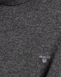 Extrafine Lambswool Rollneck -neule