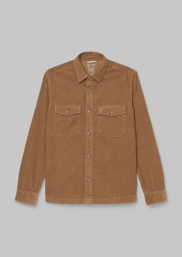 Overshirt coffee liqueur