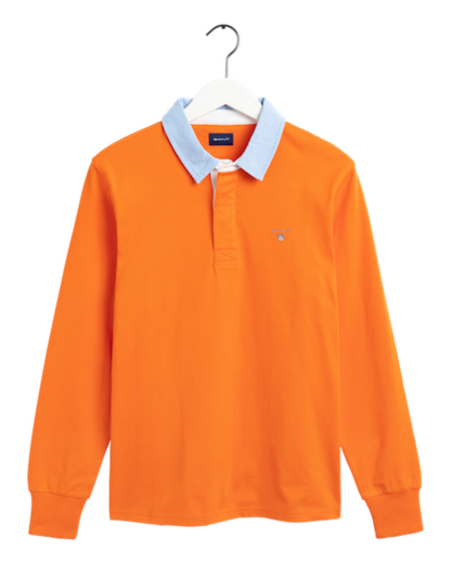 Gant The Original Heavy Rugger orange
