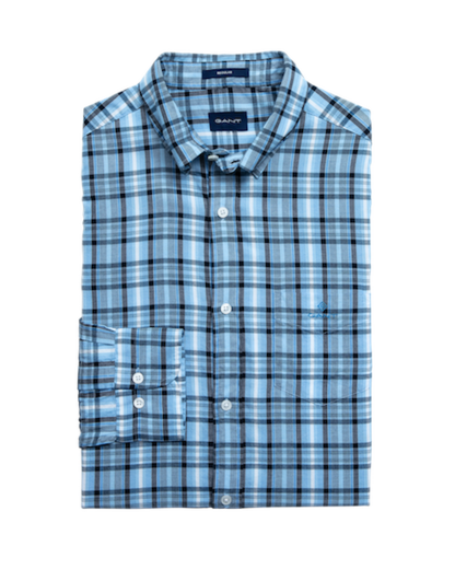 Gant WB Oxford Check Regular Shirt