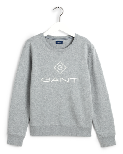 Gant W Lock Up C-neck Sweat
