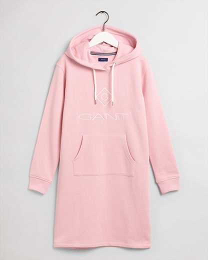 Lock Up Hoodie Dress