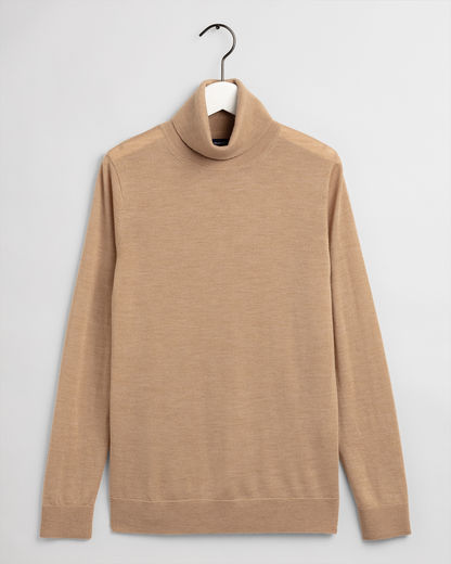 Washable Merino Turtleneck -neulepoolo