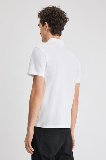 Filippa K Soft Lycra Polo T-shirt
