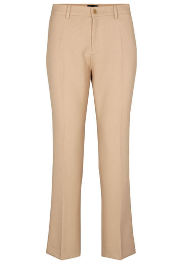 SAND Dori Ankle Flared Trousers