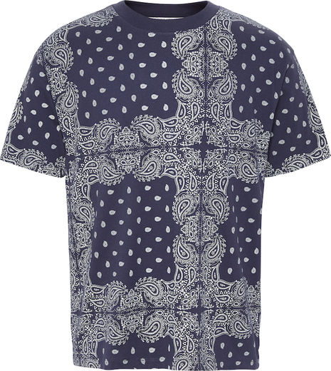 Tommy Jeans Allover Print Bandana Tee