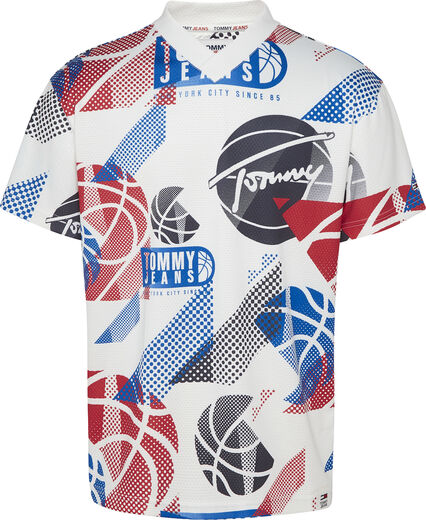 Basketball Graphic -t-paita