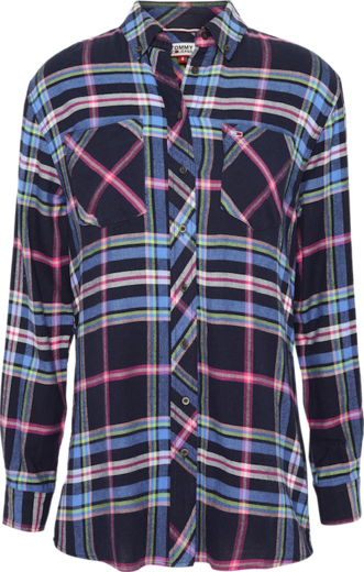 Tommy Jeans Modern check Shirt