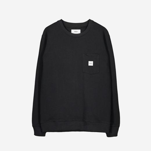 Square Pocket -collegepaita