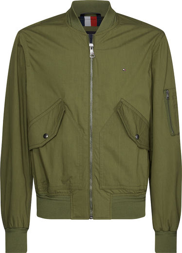 Light Weight Cotton Flex- bomber takki