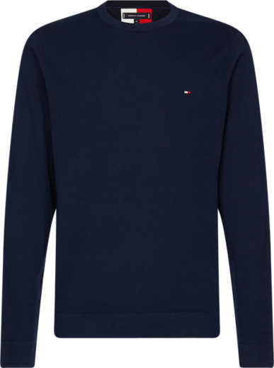 Tommy Hilfiger Double Face Crew Neck