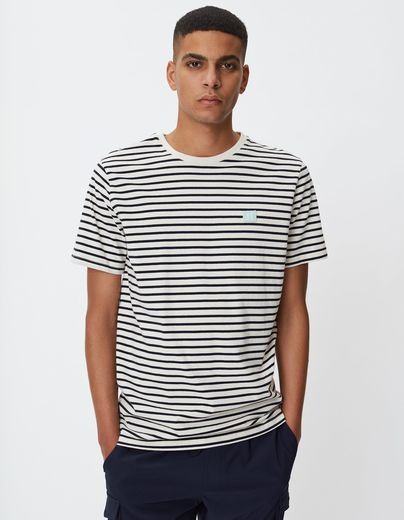 Sailor Stripe Patch -t-paita