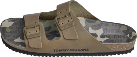 Tommy Jeans Camo Buckle Sandal