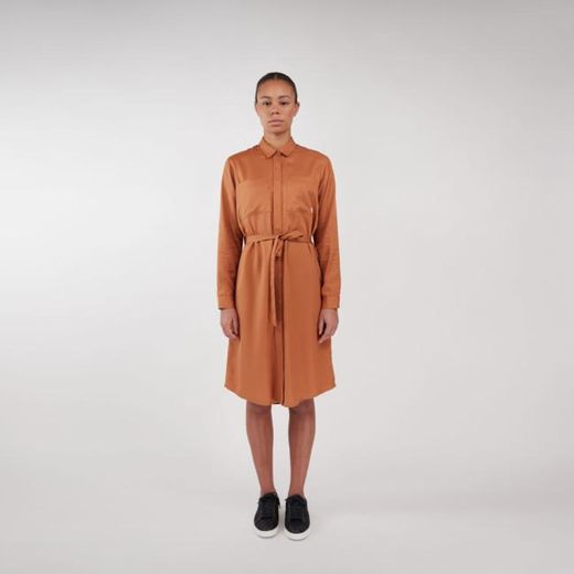 Makia Aava Dress camel