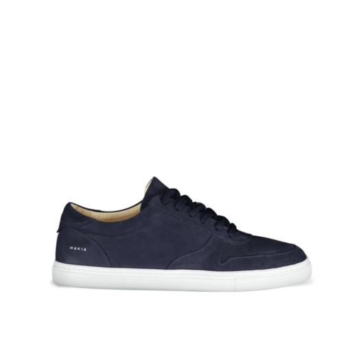 Makia Block Sneakers navy