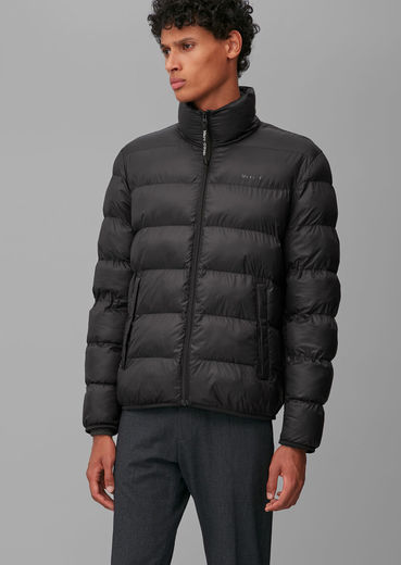 Woven Outdoor Jacket black 029 1142 70410