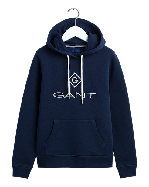 Gant W Lock Up Sweat Hoodie
