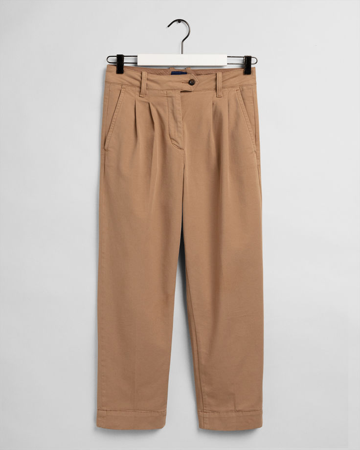 HW Pleated Chino -housut