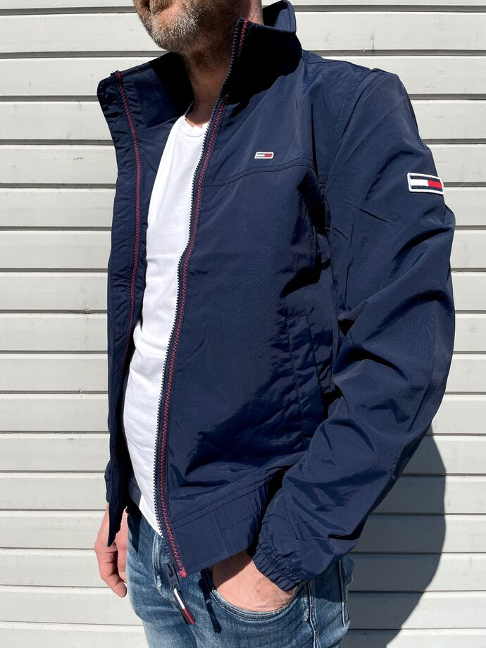 Essential Casual Bomber -takki