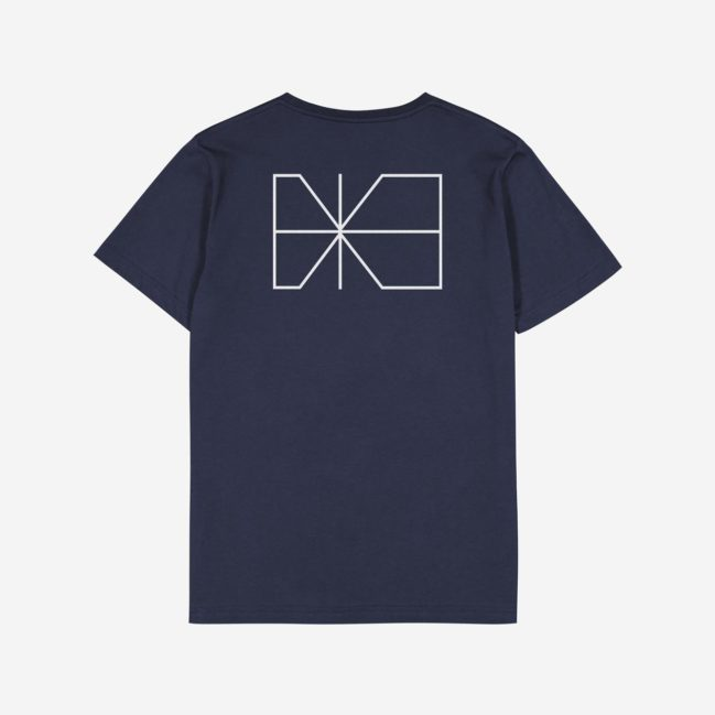 Makia Trim t-shirt dark blue